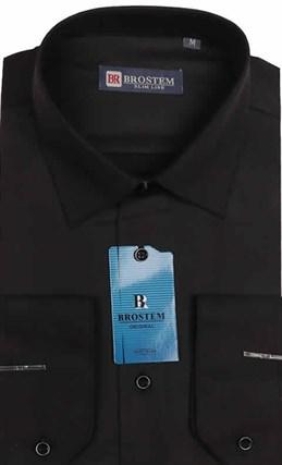 Мужская рубашка BROSTEM 917-pr приталенная - фото 12664