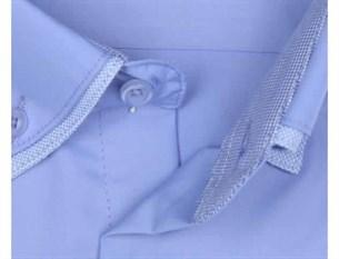 Мужская рубашка BROSTEM 3911VS95 Z полуприталенная - фото 12665
