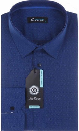 Рубашка на кнопках City Race BROSTEM CR161-41 Z-pr - фото 12716