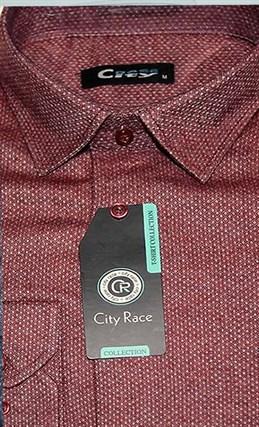 Мужская рубашка City Race BROSTEM KAC1713-4-pr - фото 12741