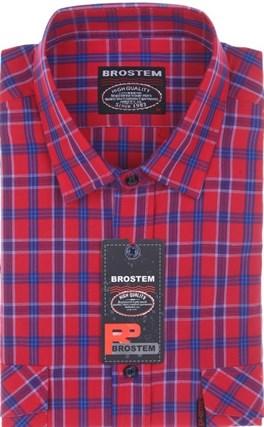 Рубашка мужская хлопок SH774s Brostem - фото 13133