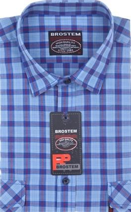 Рубашка хлопок SH843sg Brostem - фото 13136