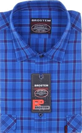 Рубашка мужская хлопок SH775s Brostem - фото 13140