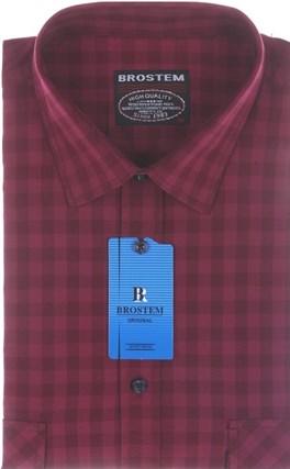 Рубашка мужская хлопок SH687s Brostem - фото 13148