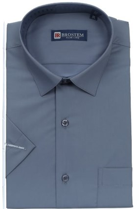 Рубашка мужская 4710As-pp Brostem - фото 13167