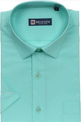 Рубашка р.М арт. 4725As-pp-H Brostem полуприталенная - фото 13168