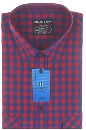 Мужская рубашка хлопок SH686s Brostem - фото 13182