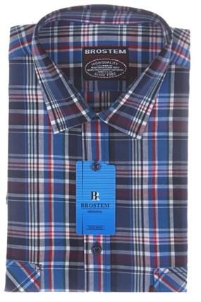 Рубашка р.М мужская из хлопка SH661s Brostem - фото 13183