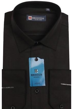 Мужская сорочка приталенная BROSTEM CITY RACE 917-p - фото 13208