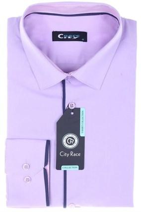 Мужская сорочка приталенная BROSTEM CITY RACE 906-127 Z-p-Bros - фото 13231