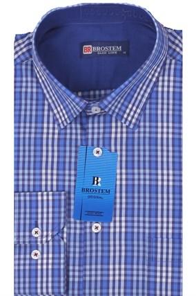 Мужская рубашка полуприталенная BROSTEM K6-261-pp-Bros - фото 13251