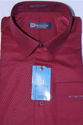 Мужская рубашка полуприталенная BROSTEM 4712-10-pp-Bros - фото 13267