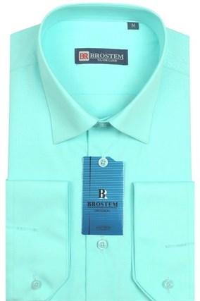 Мужская рубашка полуприталенная BROSTEM 4704-10-pp-Bros - фото 13270