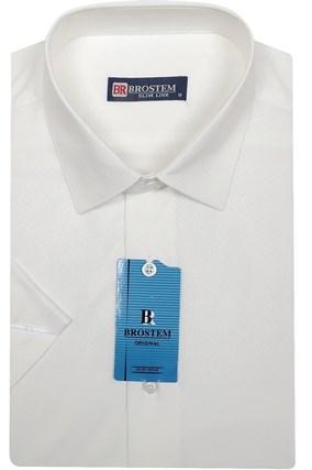 Мужская рубашка полуприталенная BROSTEM 4702-10-pp-Bros - фото 13272