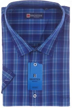 Мужская рубашка большого размера BROSTEM 8SG16-6sg - фото 13352