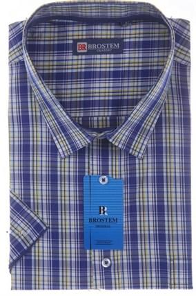 Мужская рубашка большого размера BROSTEM 8SG16-8sg - фото 13354
