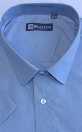 Большая мужская рубашка с коротким рукавом 8SG35-2sg - фото 13646