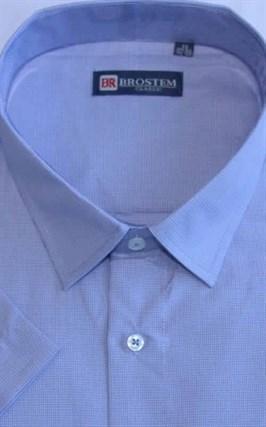 Большая мужская рубашка с коротким рукавом 8SG35-6sg - фото 13654