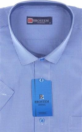 Мужская рубашка с коротким рукавом 8SB03-1s - фото 13660