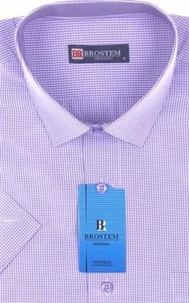 Мужская рубашка с коротким рукавом 8SB03-2s - фото 13662