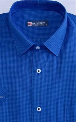 Большая рубашка лен+хлопок 8SG24-1sg - фото 13709