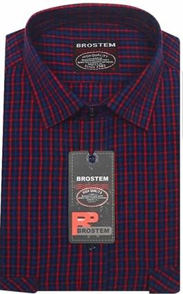 Фланелевая рубашка BROSTEM KA1709g - фото 13796