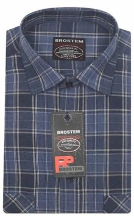 Фланелевая рубашка BROSTEM KA2445Bg - фото 13801