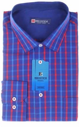 Большая мужская рубашка BROSTEM K6-311g - фото 13815