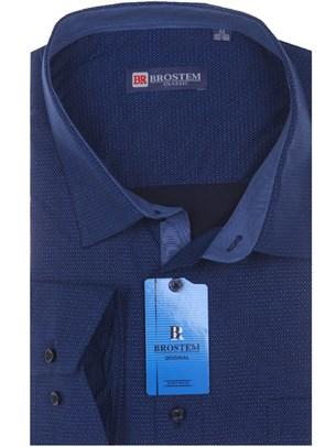 Большая рубашка мужская 8LG119 BROSTEM - фото 13963