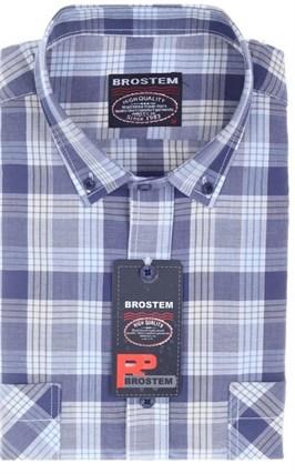 Мужская рубашка полуприталенная BROSTEM SH863 - фото 14108