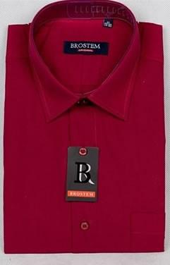 Офисная большая рубашка CVC3g  BROSTEM - фото 14280