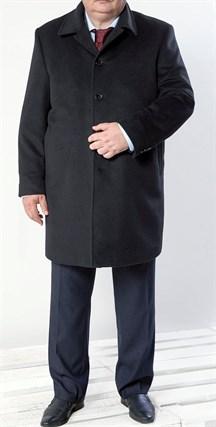 Большое зимнее пальто на утеплителе W304 - фото 14289