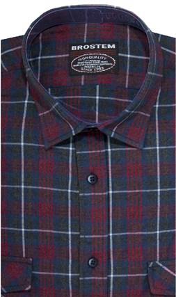 Фланелевая рубашка BROSTEM 8LG41+2 - фото 14341