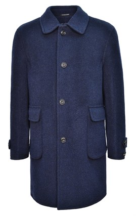 Утепленное пальто БЕККЕНРИД RF - фото 14373