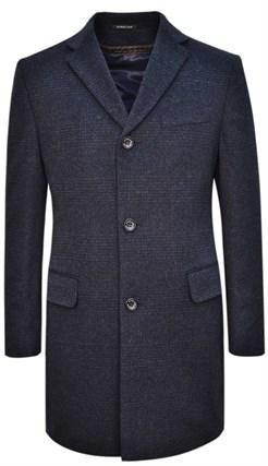 Утепленное пальто в клетку БРАЙТЕН RF - фото 14392