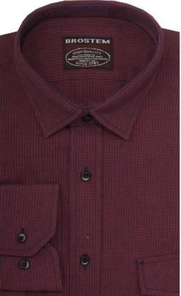 Фланелевая рубашка шерсть/хлопок Brostem 8LBR52+1 - фото 14464