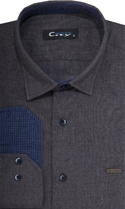 Фланелевая приталенная рубашка City Race 8LCR20+1 - фото 14468