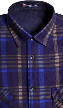 Рубашка с флисом  BROSTEM 8LBR21-44 - фото 14490