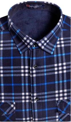 Зимняя на флисе рубашка BROSTEM 8LBR21-47 - фото 14494