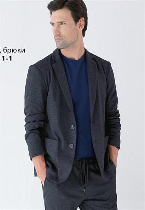 Трикотажный облегченный пиджак Slim Fit JARDEL1 - фото 14770