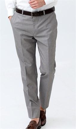 Брюки узкие Slim Fit в лапку ANCONA - фото 14945