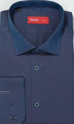 На высоких сорочка VESTER 707142-26 приталенная(Мин) - фото 15170
