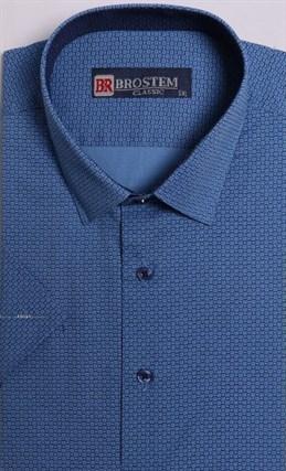 Большая рубашка с коротким рукавом 9SG5-3sg - фото 15173