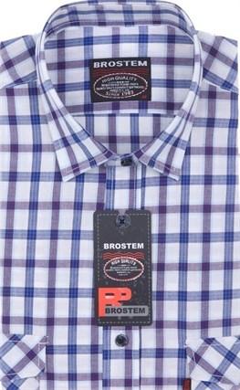 Рубашка 100% хлопок большая SH771sg Brostem - фото 15241