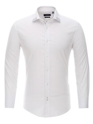 Полуприталенная рубашка Bawer RZ2113003-03 - фото 15469