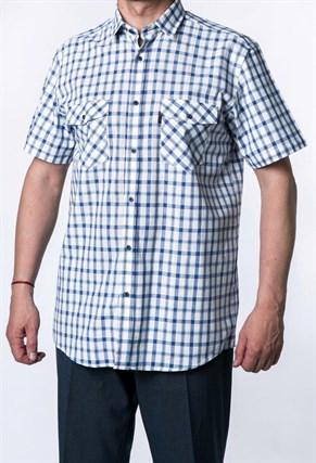 100% хлопок рубашка SH793s Brostem прямая - фото 15608