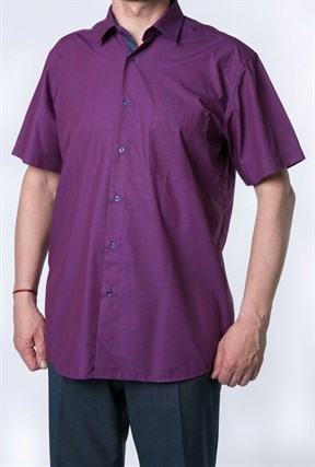 р.М(39-40) Прямая рубашка BROSTEM 9SBR15+6SP - фото 15617