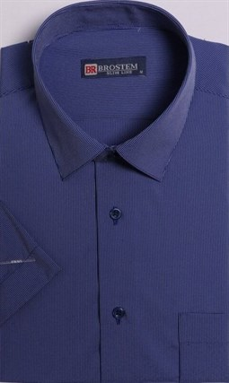 хлопок с модалом рубашка BROSTEM 9SBR13+4 - фото 15896