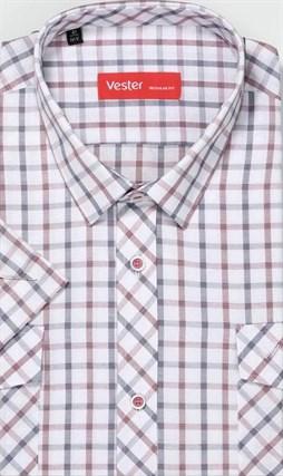 Большая сорочка короткий рукав VESTER 888141-03 - фото 15899