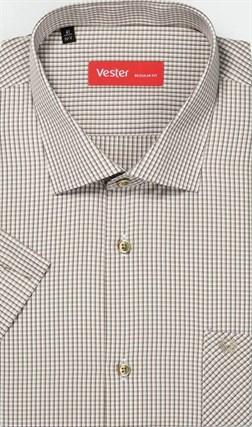 Большая сорочка короткий рукав VESTER 702141-07 - фото 15905
